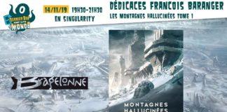 Dernier Bar avant la Fin du Monde - Séance de dédicace François Baranger