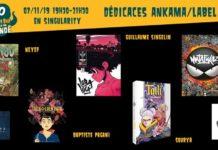 Dernier Bar avant la Fin du Monde - Séance de dédicaces Ankama:Label 619