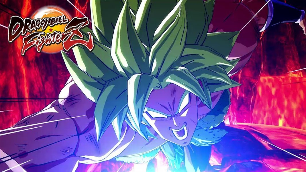 Dragon Ball FighterZ - Broly (DBS)