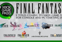 Final Fantasy Legacy Xbox Game Pass