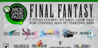 Final Fantasy Legacy Xbox Game Pass