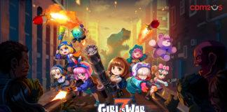 Girl's War Z