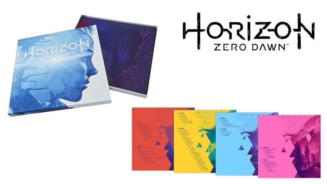 Horizon : Zero Dawn Vinyle