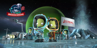 Kerbal Space Program: Breaking Ground Expansion