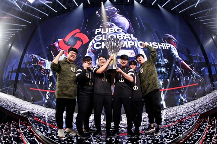 PUBG Global Championship 2019 GenG_PUBG_Finals