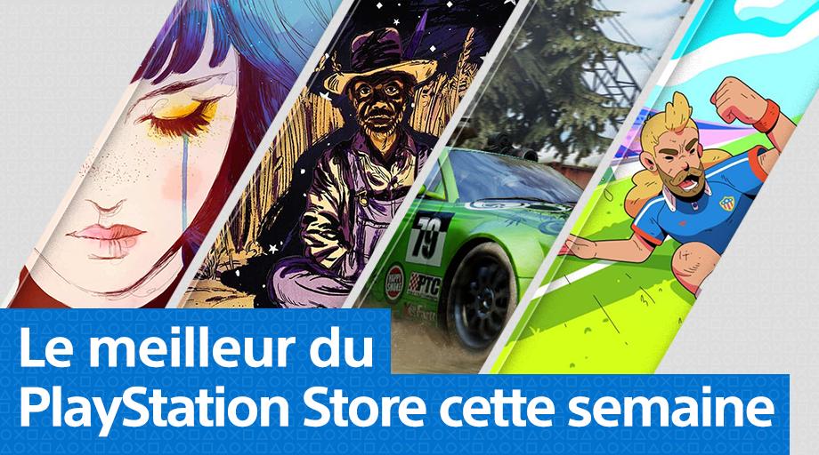 PlayStation Store - Mise à jour du 25 novembre 2019