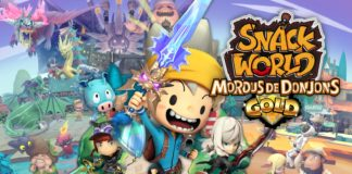 Snack World : Mordus de donjons - Gold
