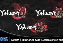 Yakuza on Xbox