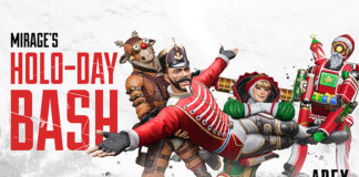 Apex Legends Holo Day Bash