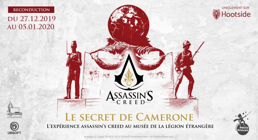 Assassin's Creed Le Secret de Camerone