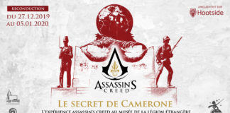 Assassin's Creed Le Secret de Camerone