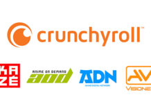 Crunchyroll X VIZ Media Europe