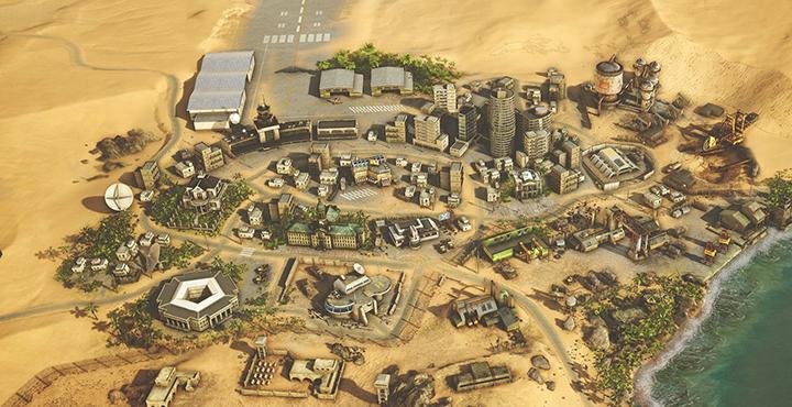 Desert Operations De