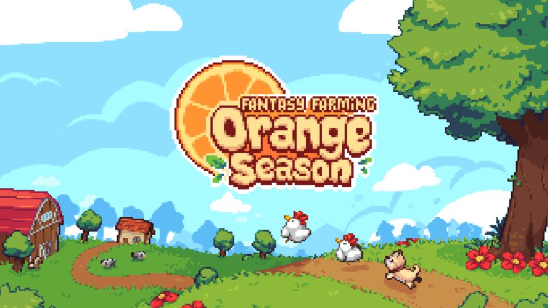 Fantasy Farming: Orange Season