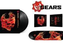 Gears Of War 5 vinyle