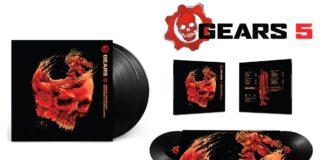Gears Of War 5 vinyle