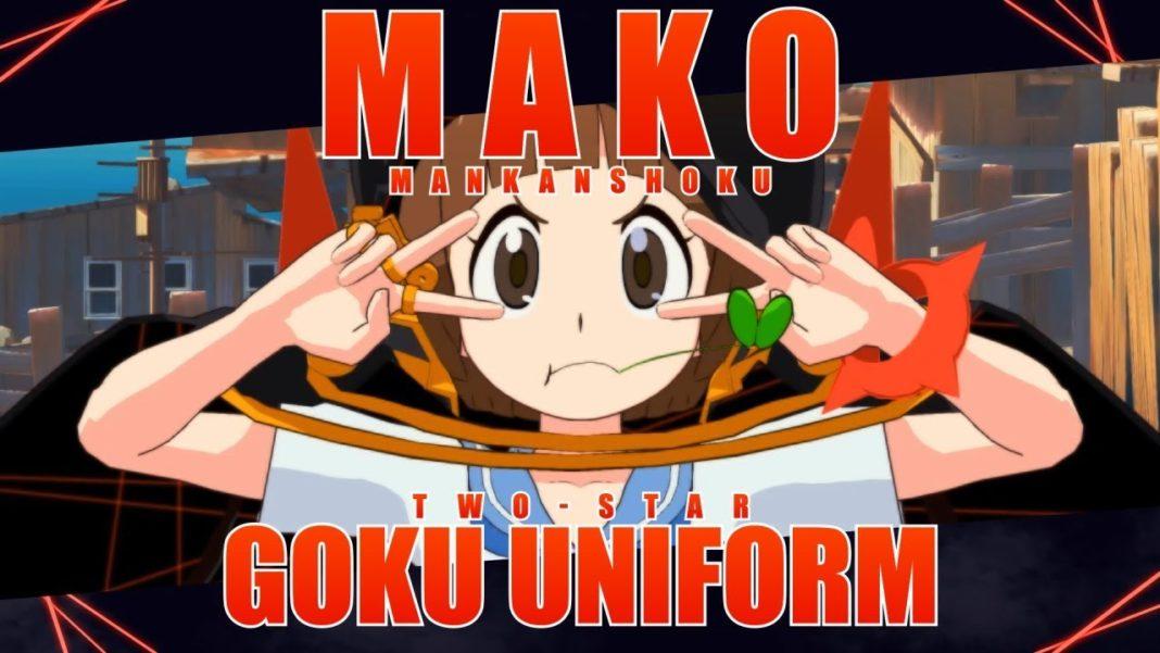 KILL la KILL - IF - Mako