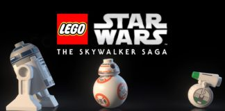 LEGO Star Wars - La Saga Skywalker