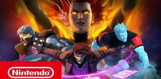 MARVEL ULTIMATE ALLIANCE 3- The Black Order - Pack de DLC 2 – X-Men- Rise of the Phoenix