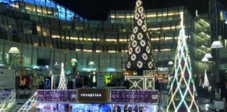 Noël au CNIT