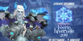 Overwatch – Féerie hivernale de 2019