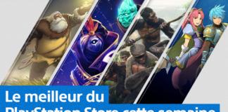 PlayStation Store - Mise à jour du 2 décembre 2019