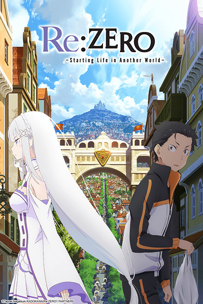Re:ZERO –Starting Life in Another World– (Re-Edit) Affiche