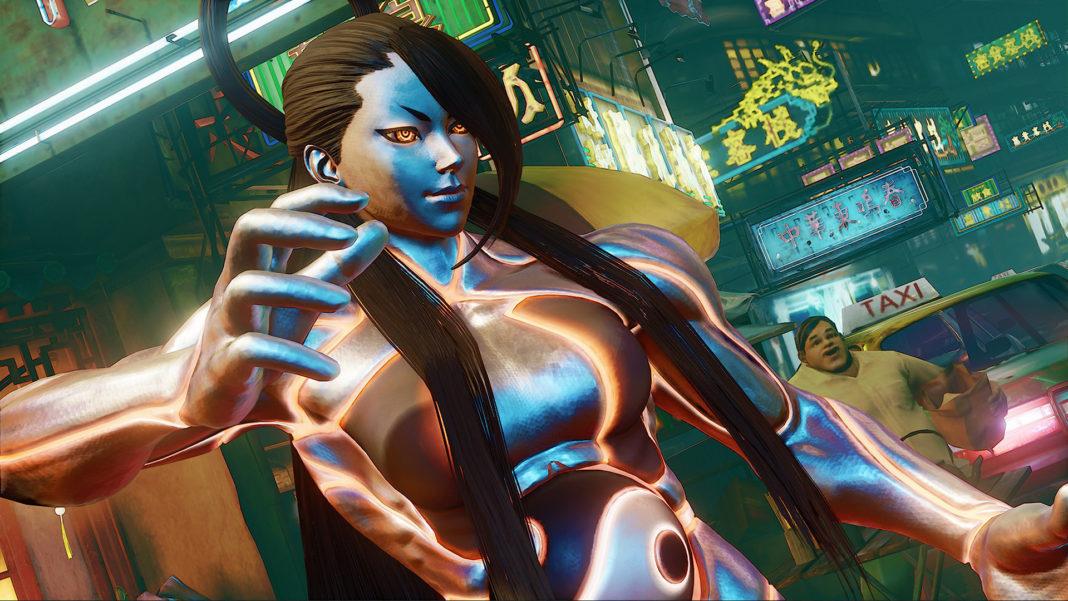 Street Fighter V: Champion Edition Seth_intro