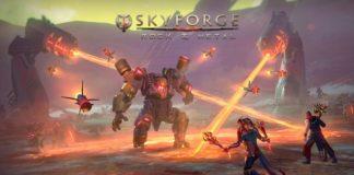 Skyforge : Rock & Metal