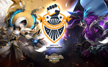 Summoners War Amazon Tournaments 2019