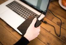 Verbatim Fingerprint Secure HDD Lifestyle Image_6831