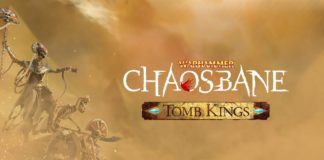 Warhammer: Chaosbane - Tomb Kings