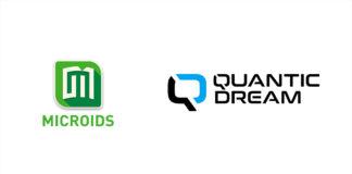 Microids Quantic Dream SELL