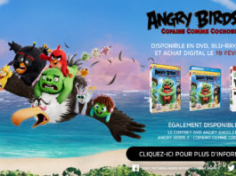 ANGRY BIRDS 2 - COPAINS COMME COCHONS