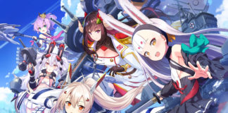 Azur Lane : Crosswave