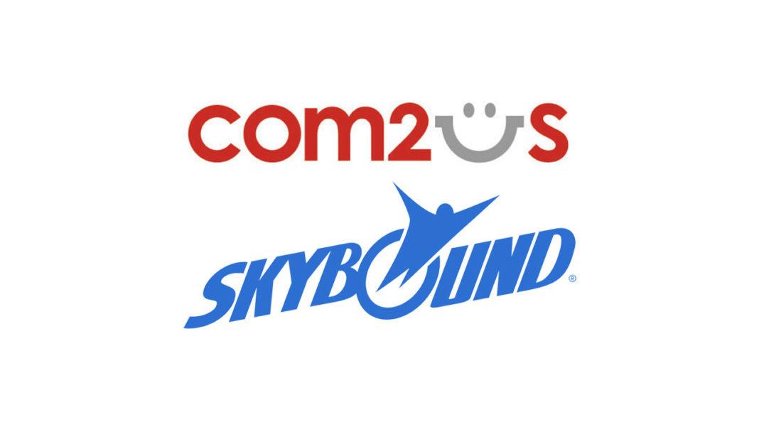 Com2uS X Skybound Entertainment