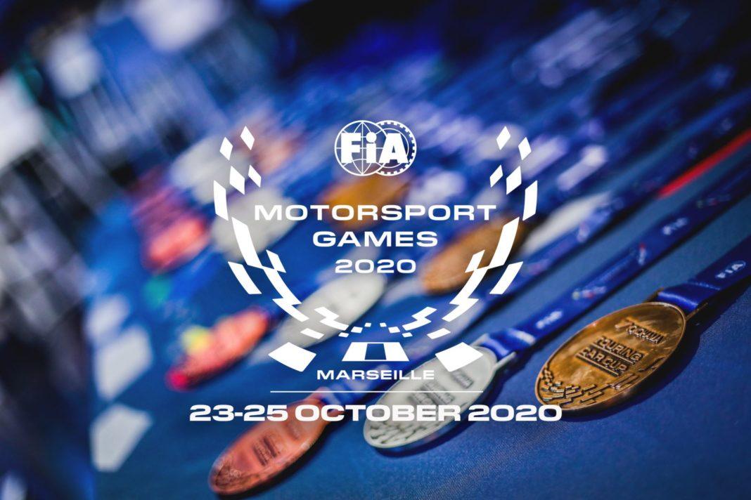 FIA Motorsport Games 2020