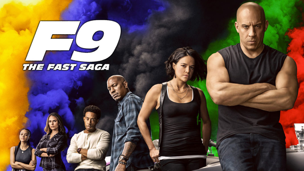 Fast and Furious 9 - F9 - Fast9