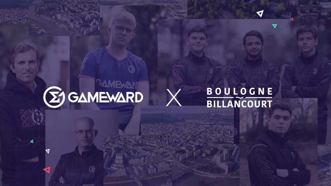 GameWard X Boulogne-Billancourt