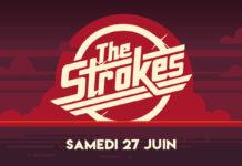 Garorock The Strokes