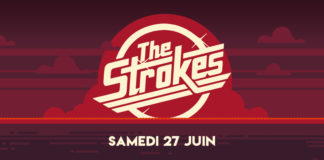Garorock The Strokes
