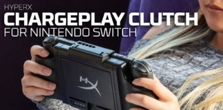 HyperX ChargePlay Clutch