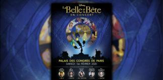 La Belle & La Bête au Palais des Congrès