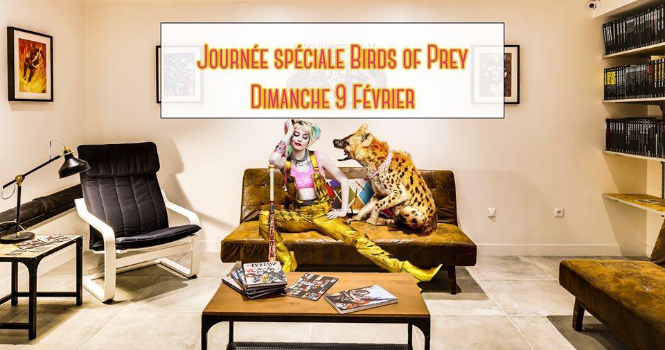 Le Comics Corner - Après-midi Birds of Prey !