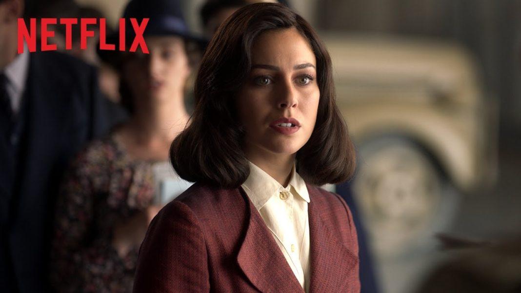 Les Demoiselles Du Téléphone Saison 5 Partie 1 Netflix