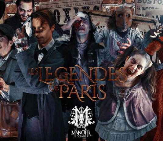 Les Légendes de Paris 2020 - Le Manoir de Paris
