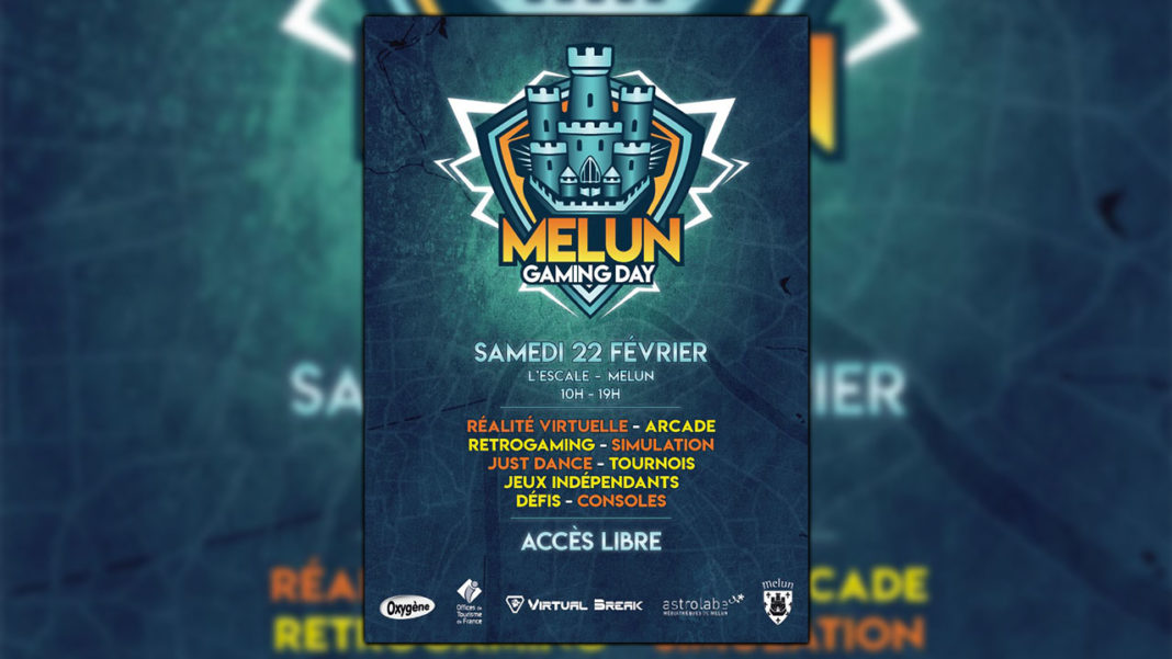MELUN GAMING DAY