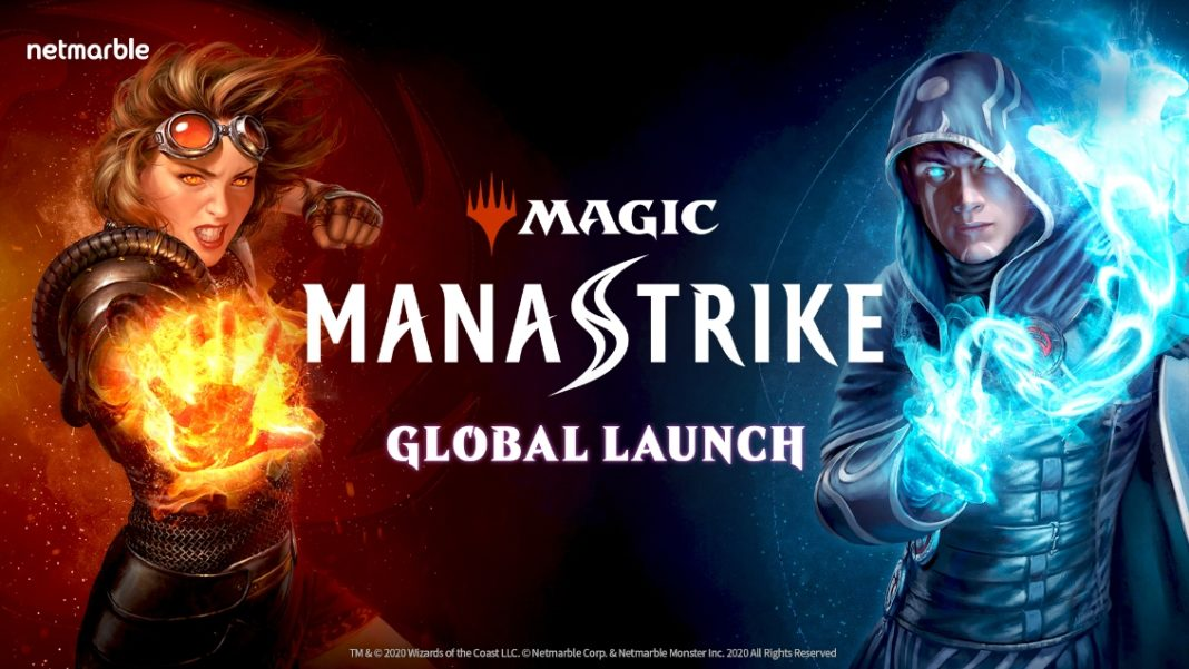 Magic ManaStrike Global Launch Image