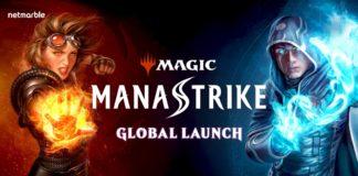 Magic ManaStrike Global Launch Image