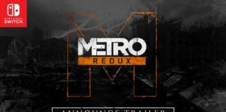 Metro Redux Switch